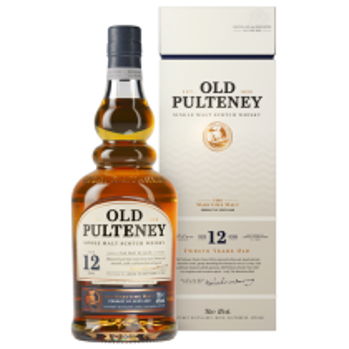 Old Pulteney 12 år Single Malt Whisky