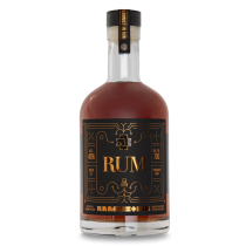 Rammstein Rum Magnum-flaske 4,5 liter