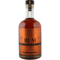 Rammstein Rum Special Edition Laphroaig whisky cask finish rom 46%