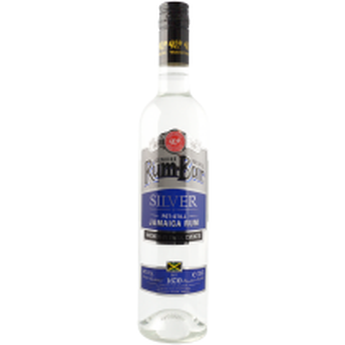 Rum Bar White Silver Worthy Park - Rom fra Jamaica