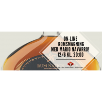 Virtuel / On-line Rum Nation romsmagning den 12. juni kl. 20.00