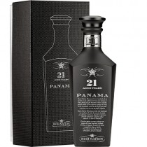 Rum Nation Panama 21 år Black Decanter rom 43%