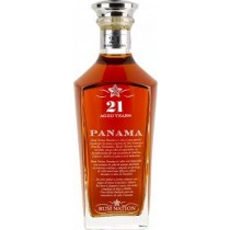 Rum Nation Panama 21 år Decanter 40% 70cl