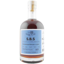 SBS Dominican Republic 2007 Single Barrel Selection Rom 57%