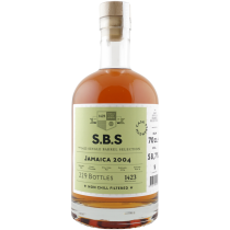 SBS Jamaica 2004 Single Barrel Selection Rom 58,7%