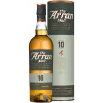 The Arran 10 år Single Island Malt Whisky - Old Edition