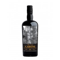 The Last Caroni Full Proof Blended Trinidad Rum 23 år 61,9%