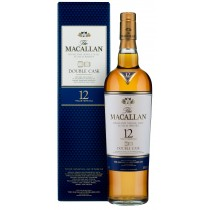 The Macallan 12 år Double Cask Single Malt Scotch Whisky 40% 70cl