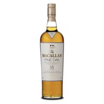 The Macallan 18 år Fine Oak Single Malt Whisky 43% 70cl