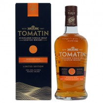 Tomatin 15 år Moscatel Wine Single Malt Highland Scotch Whisky 46%