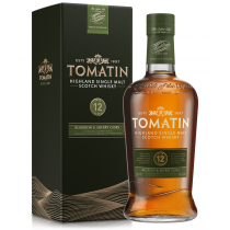 Tomatin 12 år Single Malt Highland Scotch Whisky 43% 70cl