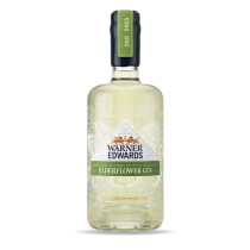 Warner Edwards Harrington Elderflower Gin 40% 70cl
