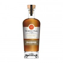 Worthy Park Oloroso Special Cask Release Jamaica rom 55%