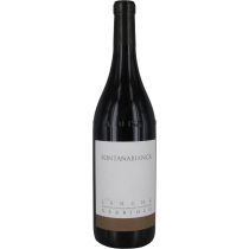 Langhe Nebbiolo 2017 Fontanabianca DOC - Piemonte rødvin Italien